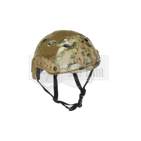 EMERSON ELMETTO HELMET FAST PJ GOOGLE CON LENTI VERSION MULTICAM MC - EMERSON