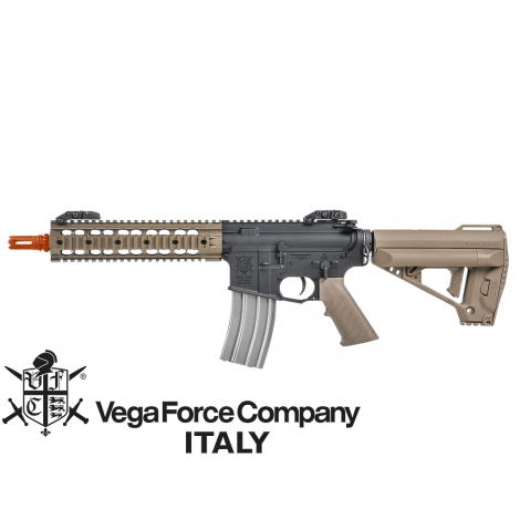 VFC FUCILE ELETTRICO ASG AEG M4 VR16 FIGHTER CQB MK2 (TAN) - VFC VegaForceCompany