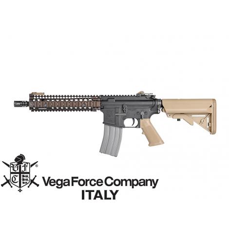 VFC FUCILE ELETTRICO ASG AEG M4 VR16 CQB II (TN) MK18 TAN DANIEL DEFENCE - VFC VegaForceCompany
