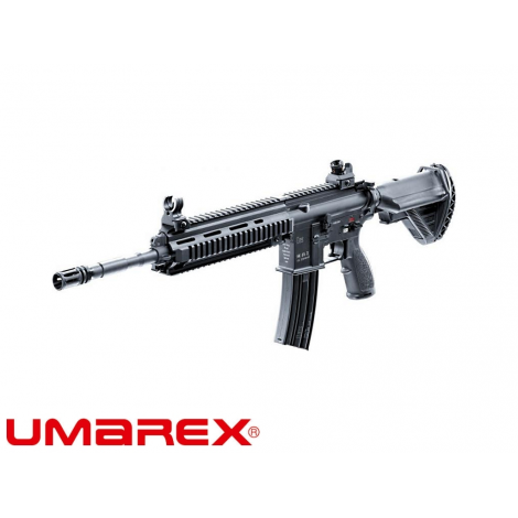 VFC FUCILE ELETTRICO ASG AEG M4 HECKLER & KOCH HK416 V2 NERO BLACK - VFC VegaForceCompany