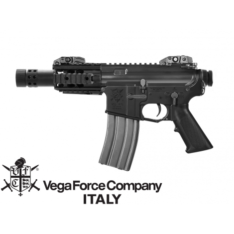 VFC FUCILE ELETTRICO ASG AEG M4 VR16 BABY SB NERO BLACK - VFC VegaForceCompany