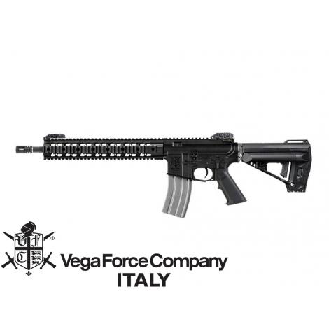 VFC FUCILE ELETTRICO ASG AEG M4 VR16 FIGHTER CARBINE MK2 NERO BLACK - VFC VegaForceCompany