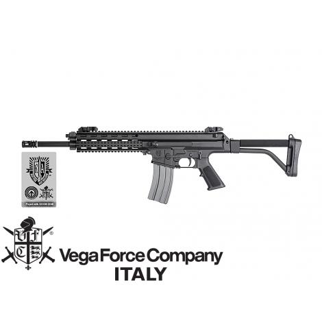 VFC FUCILE ELETTRICO ASG AEG XCR-L STD AEG (BLK) NERO BLACK - VFC VegaForceCompany