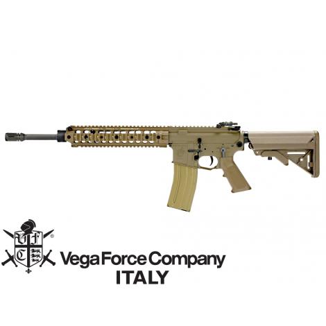 VFC FUCILE ELETTRICO ASG AEG M4 KAC SR15 E3 IWS (TN) TAN - VFC VegaForceCompany