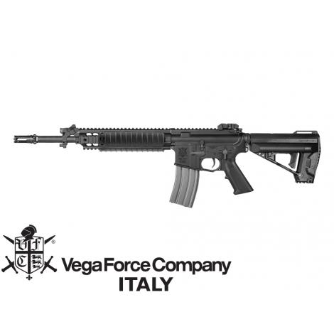 VFC FUCILE ELETTRICO ASG AEG M4 VR16 TACTICAL ELITE II CARBINE(BK) NERO BLACK - VFC VegaForceCompany
