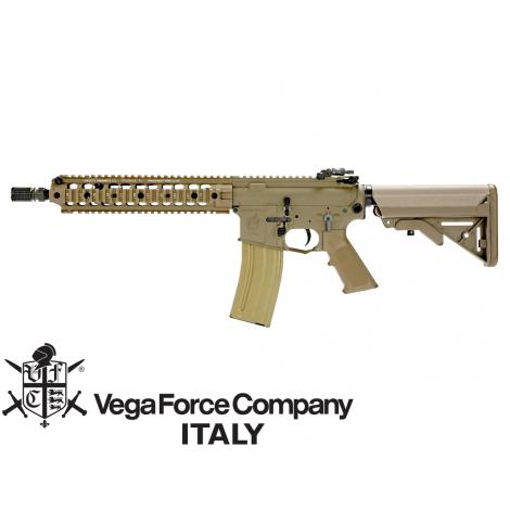 VFC FUCILE ELETTRICO ASG AEG M4 KAC SR16 CQB (TN) TAN - VFC VegaForceCompany