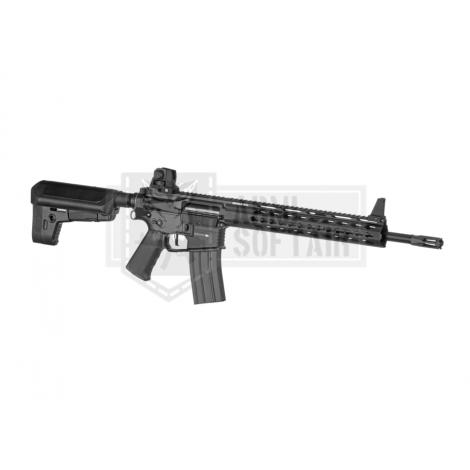 KRYTAC FUCILE ELETTRICO ASG AEG M4 TRIDENT MK2 SPR / PDW BUNDLE NERO BLACK - KRYTAC