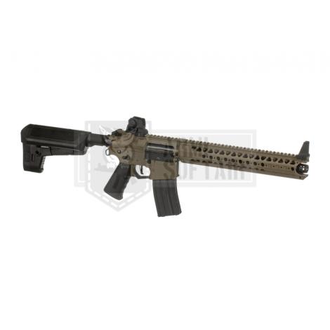 KRYTAC FUCILE ELETTRICO ASG AEG M4 WAR SPORT LVOA - S TAN DE - KRYTAC