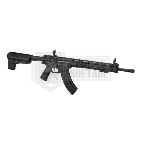 KRYTAC FUCILE ELETTRICO ASG AEG M4 TRIDENT SR 47 SPR-M NERO BLACK - KRYTAC
