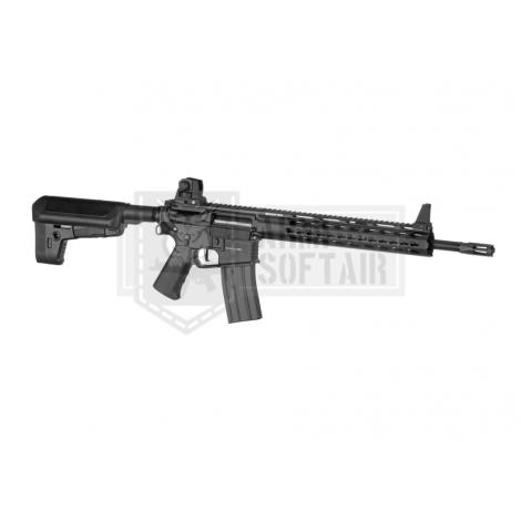 KRYTAC FUCILE ELETTRICO ASG AEG M4 TRIDENT MK2 SPR NERO BLACK - KRYTAC