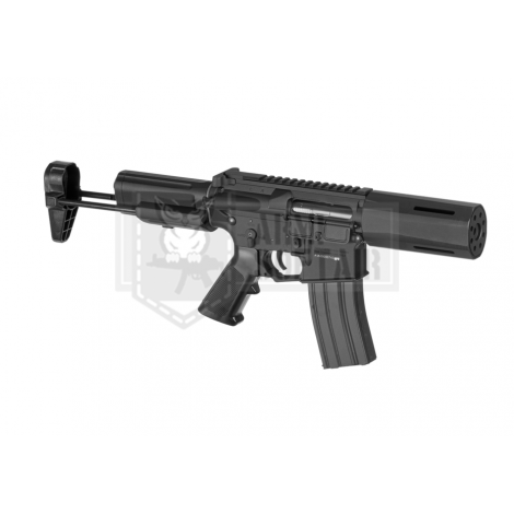 KRYTAC FUCILE ELETTRICO ASG AEG M4 ALPHA SDP CQB NERO BLACK - KRYTAC