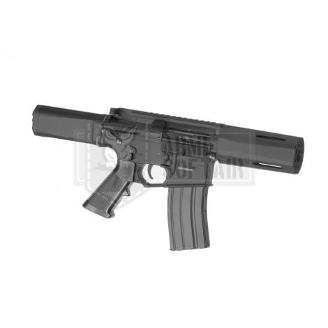 KRYTAC FUCILE ELETTRICO ASG AEG M4 TRIDENT SDP CQB NERO BLACK - KRYTAC