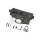 KRYTAC BODY COMPLETO IN METALLO M4 ALPHA RECEIVER SET NERO BLACK - KRYTAC