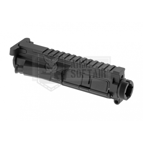KRYTAC UPPER BODY IN METALLO M4 TRIDENT MK2 RECEIVER SET NERO BLACK - KRYTAC