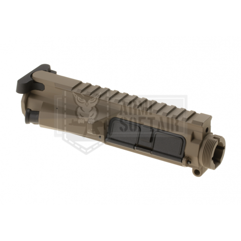 KRYTAC UPPER BODY IN METALLO M4 TRIDENT MK2 RECEIVER SET TAN FDE - KRYTAC