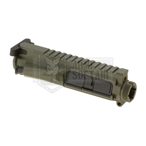 KRYTAC UPPER BODY IN METALLO M4 TRIDENT MK2 RECEIVER SET VERDE FOLIAGE GREEN - KRYTAC
