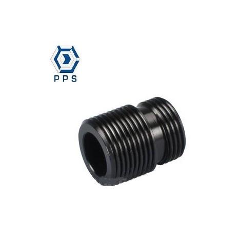 PPS ADATTATORE DA 13 mm POSITIVO A 14 mm NEGATIVO ( CCW ) PER PISTOLE - PPS