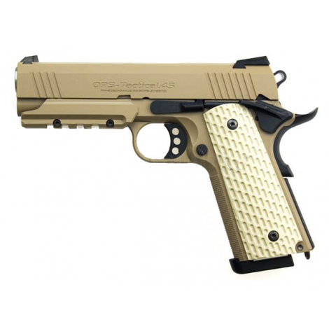 MARUI DESERT WARRIOR 4.3 GBB GAS BLOWBACK METAL TAN - MARUI