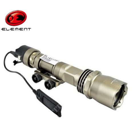 ELEMENT TORCIA DA FUCILE M961 CON REMOTO TAN DE - ELEMENT
