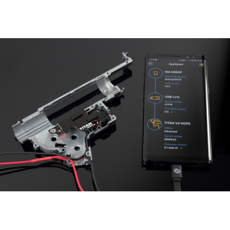 GATE MOSFET TITAN V2 Basic Module REAR Wired POSTERIORE - GATE