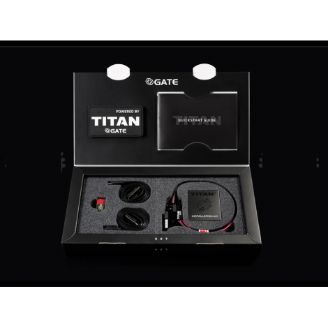 GATE MOSFET TITAN V2 Basic Module REAR Wired POSTERIORE - GATE