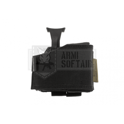 WARRIOR ASSAULT SYSTEM ELITE OPS FONDINA UNIVERSALE HOLSTER NERA BLACK - WARRIOR assault system