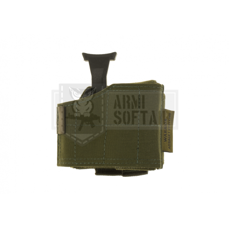 WARRIOR ASSAULT SYSTEM ELITE OPS FONDINA UNIVERSALE HOLSTER VERDE OD GREEN - WARRIOR assault system