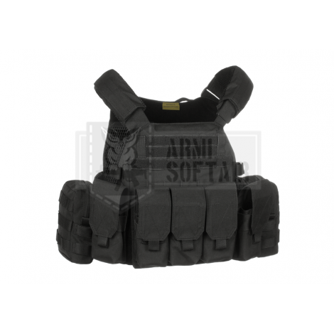 WARRIOR ASSAULT SYSTEM ELITE OPS TATTICO DCS 5.56 M4 Configuration NERO BLACK