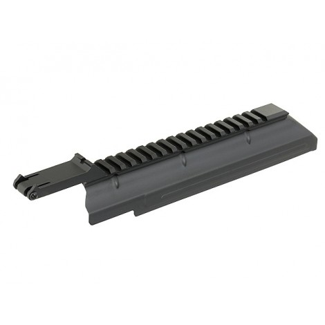 CYMA AK DUST COVER RECEIVER CON RAIL SUPERIORE IN METALLO - CYMA