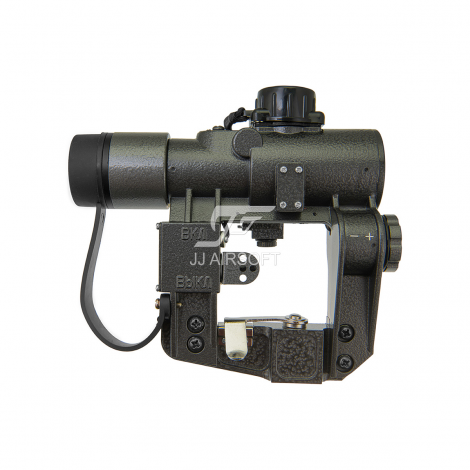 JJ KOBRA DOT RED DOT SIGHT PER FUCILE AK / SVD PKA - BIG DRAGON