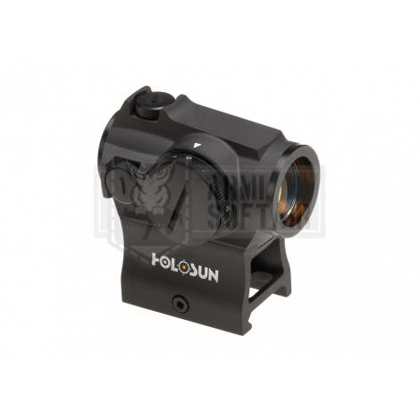 HOLOSUN PUNTO ROSSO MICRO T1 HE403R Elite Orange Red Dot Sight - HOLOSUN