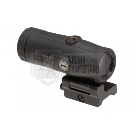 HOLOSUN PUNTO ROSSO HM3X Magnifier Red Dot Sight - HOLOSUN