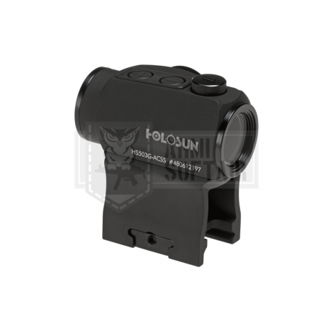 HOLOSUN PUNTO ROSSO MICRO T1 HS503G Red Dot Sight ACSS Reticle - HOLOSUN