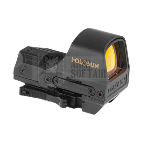 HOLOSUN PUNTO ROSSO PISTOLA MICRO RMR HS510C Solar Red Dot Sight - HOLOSUN