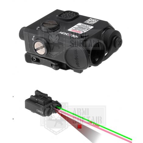 HOLOSUN AN PEQ COLLIMATORE LS321G Multi-Laser Device POLIGONO AIRSOFT - HOLOSUN