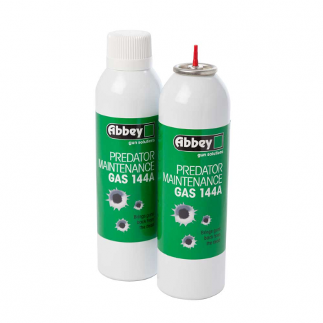 ABBEY MAINTENANCE GREEN GAS 144A 270ML - ABBEY
