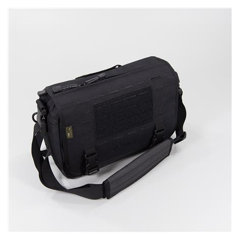 DIRECT ACTION DA ZAINO SMALL MESSENGER BAG® - Cordura® - NERO BLACK - DIRECT ACTION