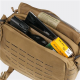 DIRECT ACTION DA ZAINO SMALL MESSENGER BAG® - Cordura® - VERDE OLIVE GREEN - DIRECT ACTION