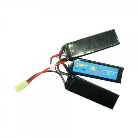E-POWER BATTERIA LIPO 11.1 X 1800 30C TRIPLA CRANE RIS - E-POWER