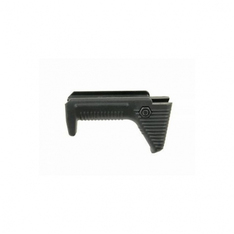 BIG DRAGON IMPUGNATURA GRIP TACTICAL HAND STOP/ANGLED AIRSOFT FOREGRIP NERA BLACK - BIG DRAGON
