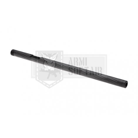 ACTION ARMY CANNA ESTERNA RIGATA PER VSR 10 / T10 LUNGA TWISTED OUTER BARREL LONG - ACTION ARMY