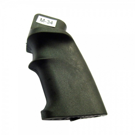 ROYAL IMPUGNATURA GRIP MOTORE PISTOL M4 M16 ASG NERA BLACK - ROYAL