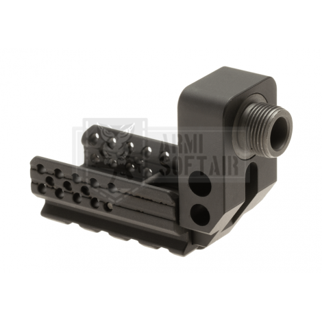 APS KIT STRIKE FACE SAS GLOCK G 17 / 18 TM ADAPTER SILENCER - APS