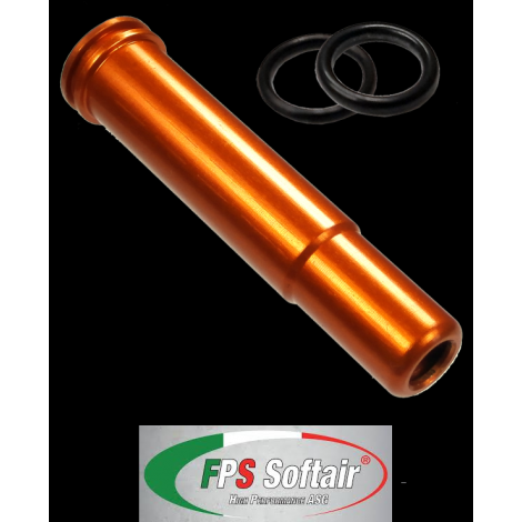 FPS nozzle Spingipallino in ergal per serie SCAR H DBOYS / VFC con or di tenuta (SPSCAR-HE) - FPS softair