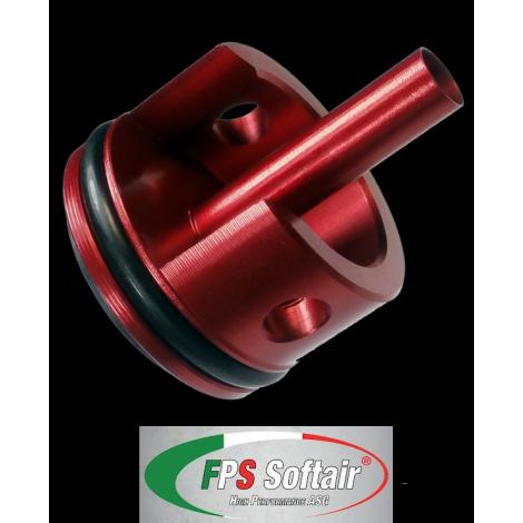 FPS Testa cilindro V2 MASADA MK60 MK43 ARX in ergal con O-RING di tenuta TC60E - FPS softair