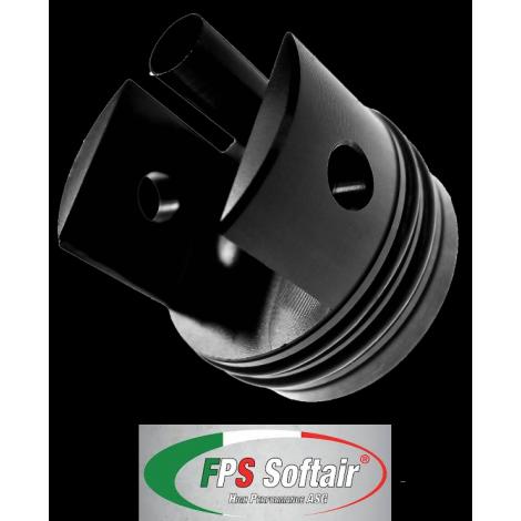 FPS Testa cilindro V7 M14 in ergal con O-RING di tenuta (TC14E) - FPS softair