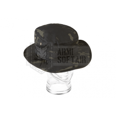INVADER GEAR CAPPELLO JUNGLE BOONIE HAT MC BLACK - INVADER GEAR