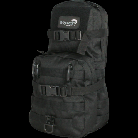 VIPER ZAINETTO MINI MAP ATTACCO MOLLE MODULARE ONE DAY NERO BLACK - VIPER tactical