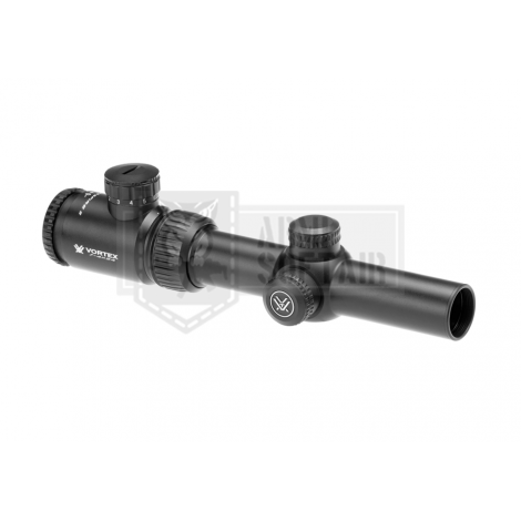VORTEX OTTICA Crossfire II 1-4x24-V-Brite (MOA) TACTICAL SCOPE NERA - BLACK - VORTEX OPTICS