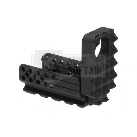 APS KIT STRIKE FACE BREAK GLASS GLOCK G 17 / 18 TM ADAPTER RAIL - APS